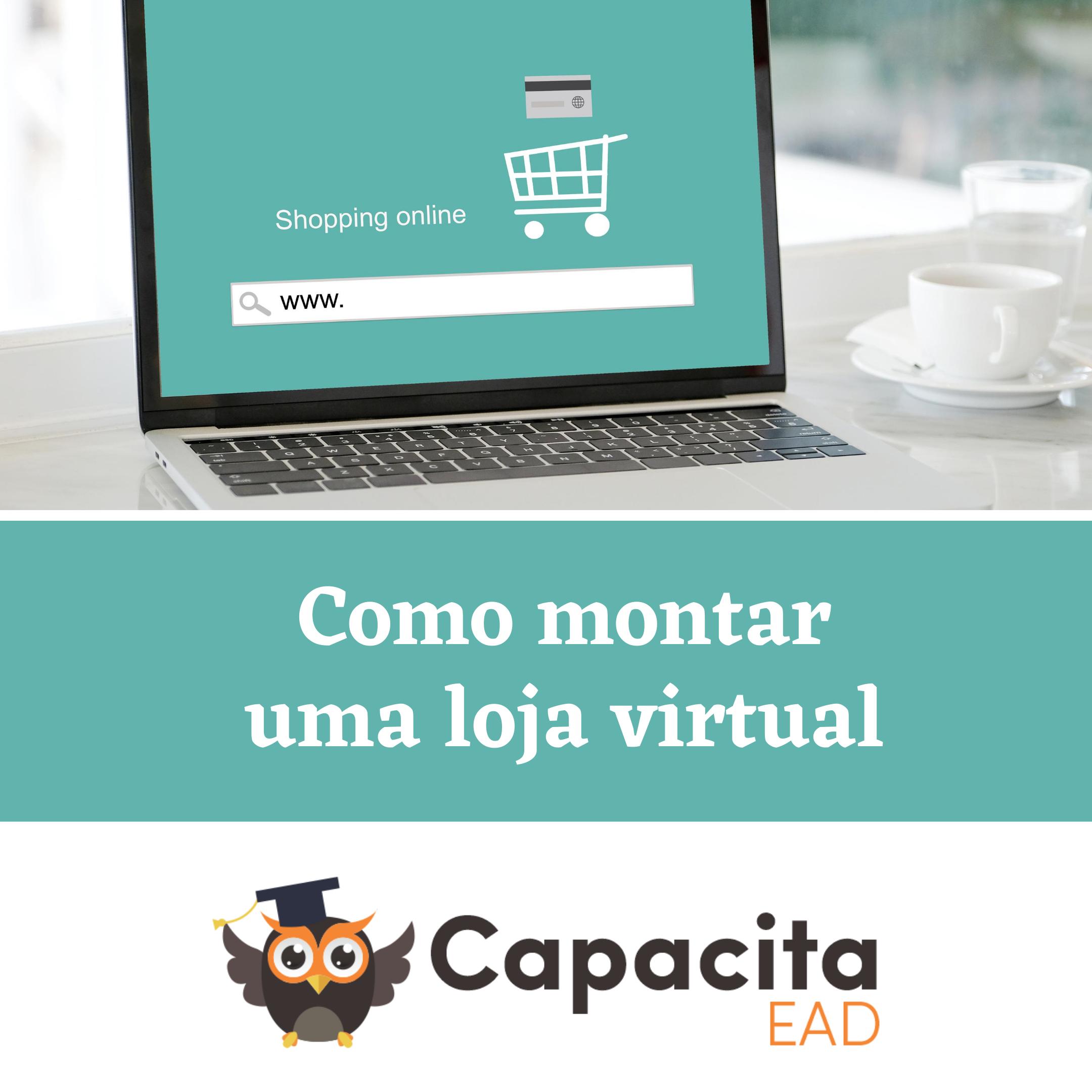 Como montar uma loja virtual - Curso Completo