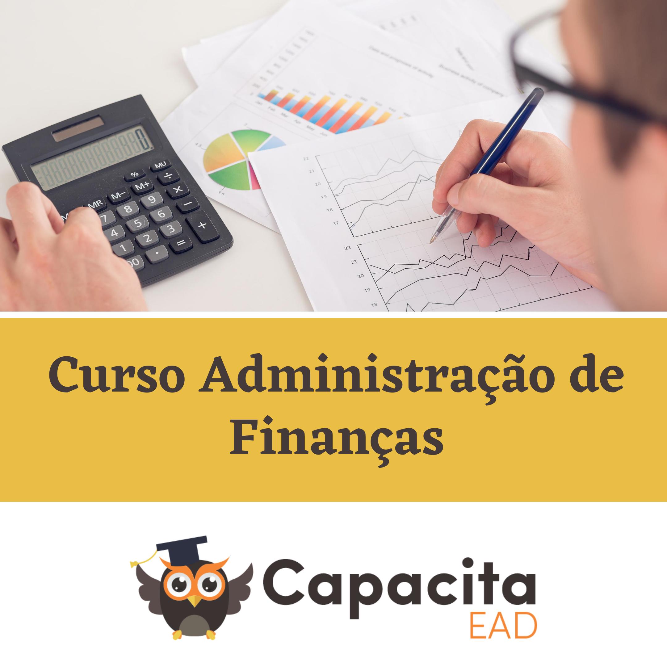 Curso Administração de Finanças