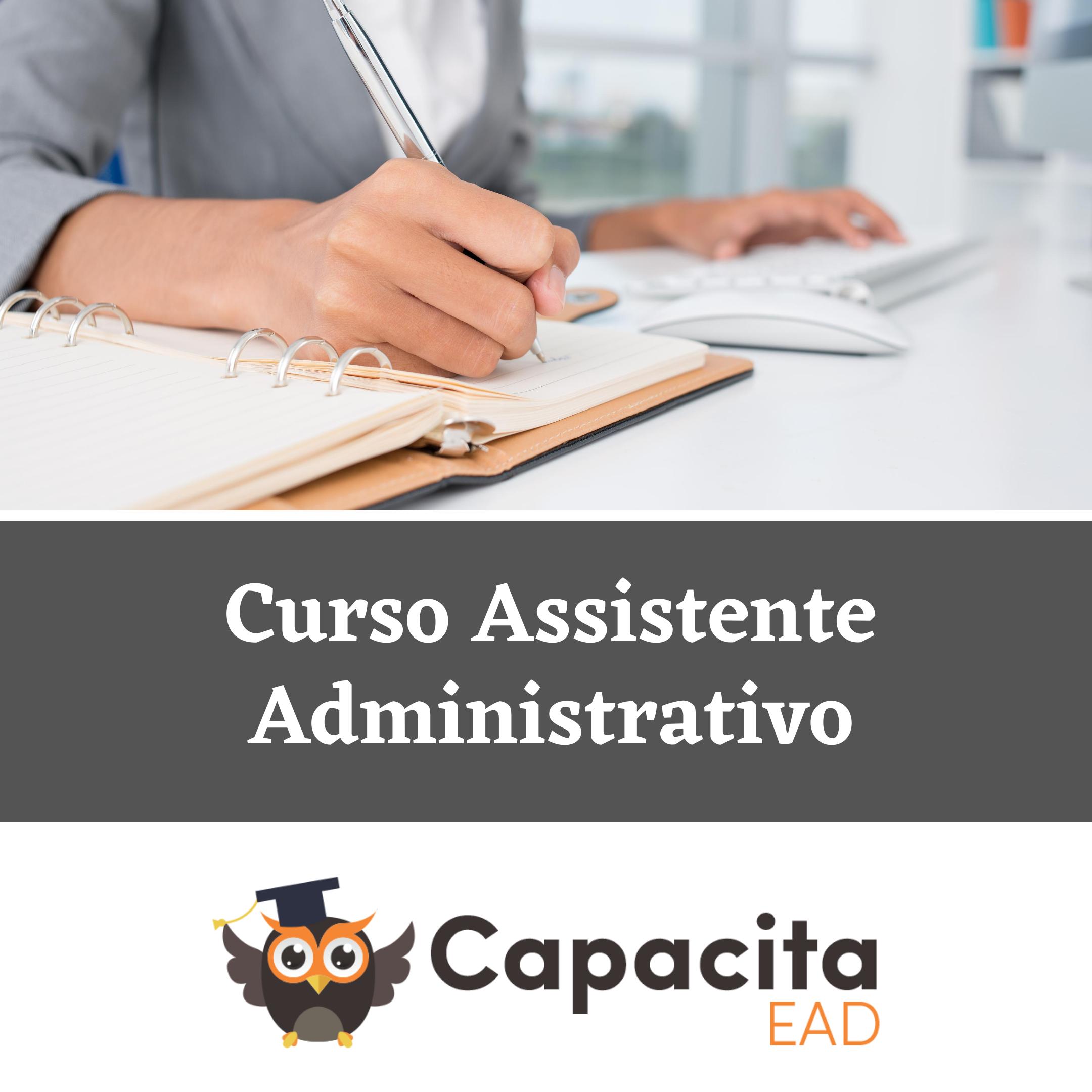 Curso Assistente Administrativo