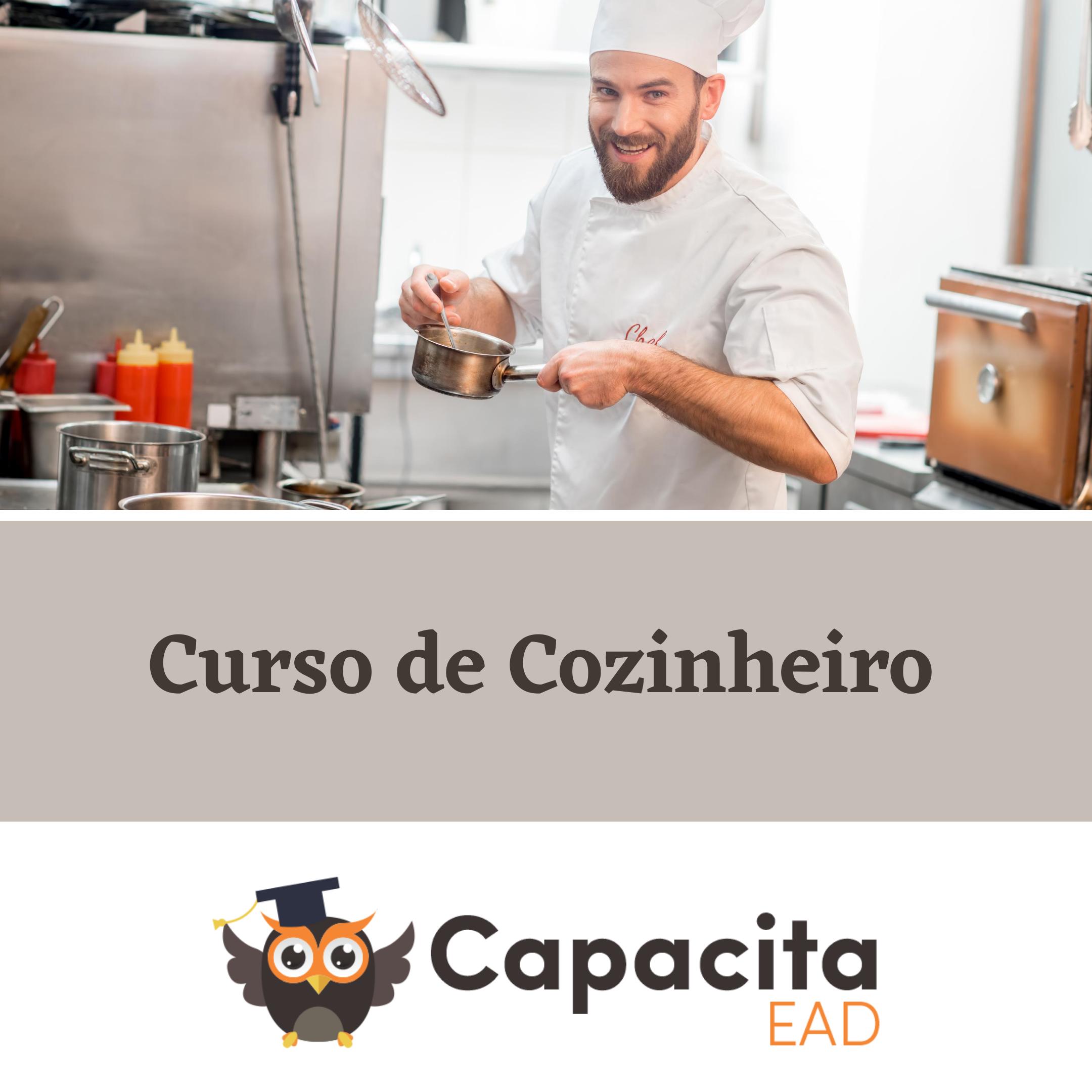 Curso de Cozinheiro