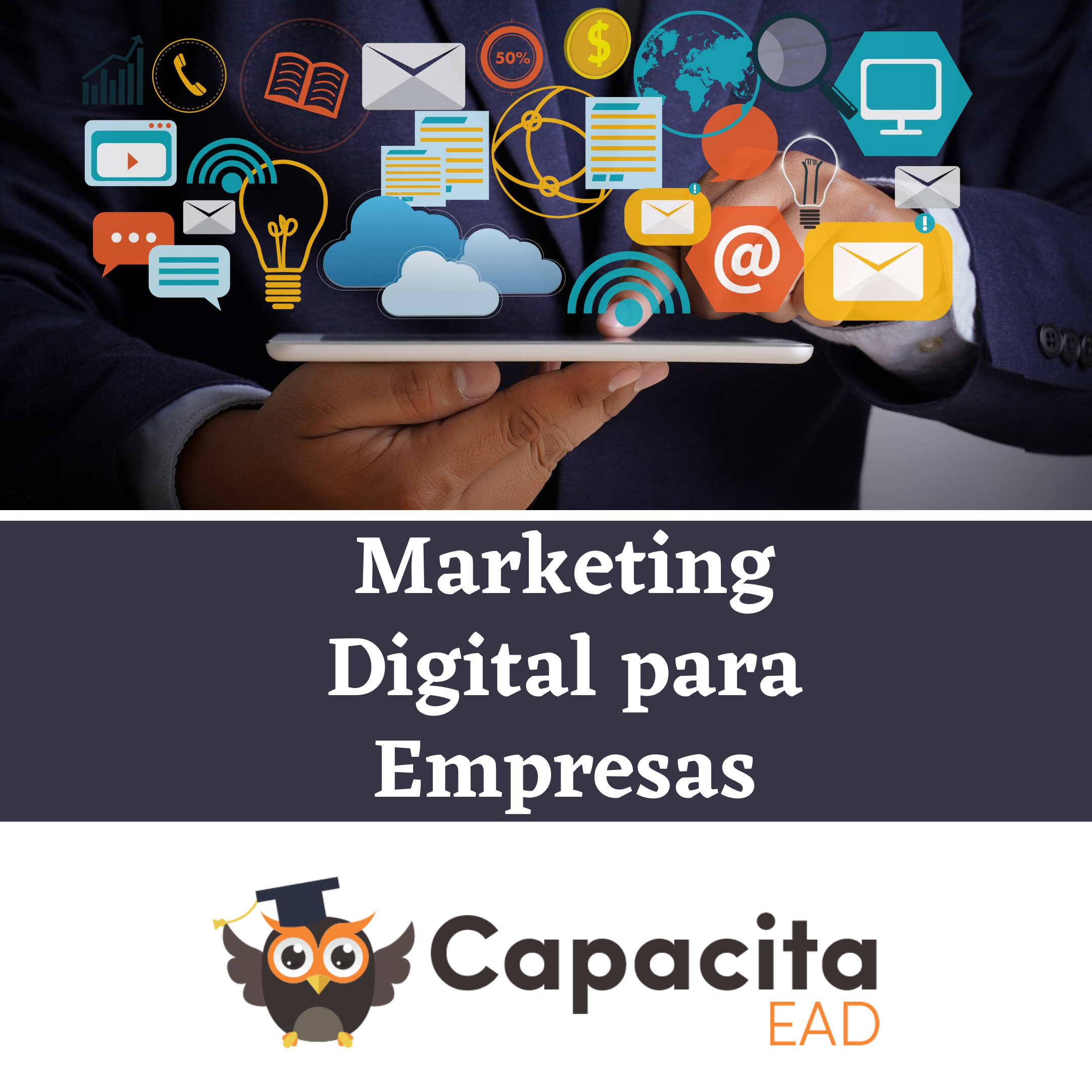 Marketing Digital para Empresas - Cursos Completo