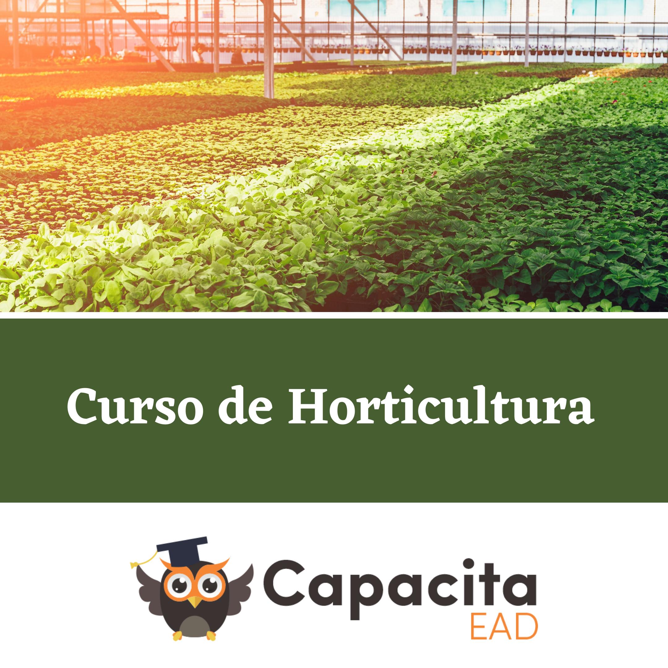 Curso de Horticultura