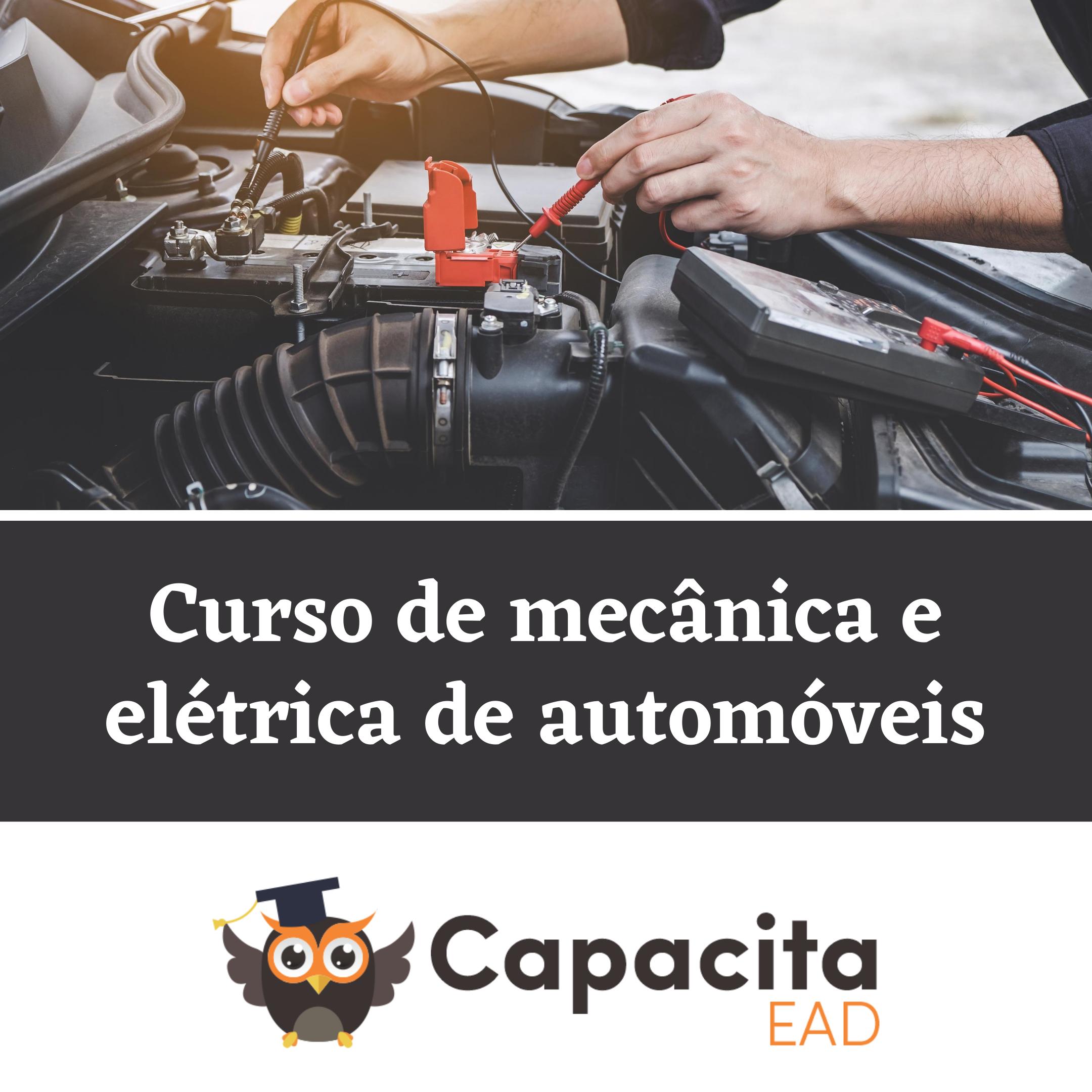 Curso de mecânica e elétrica de automóveis
