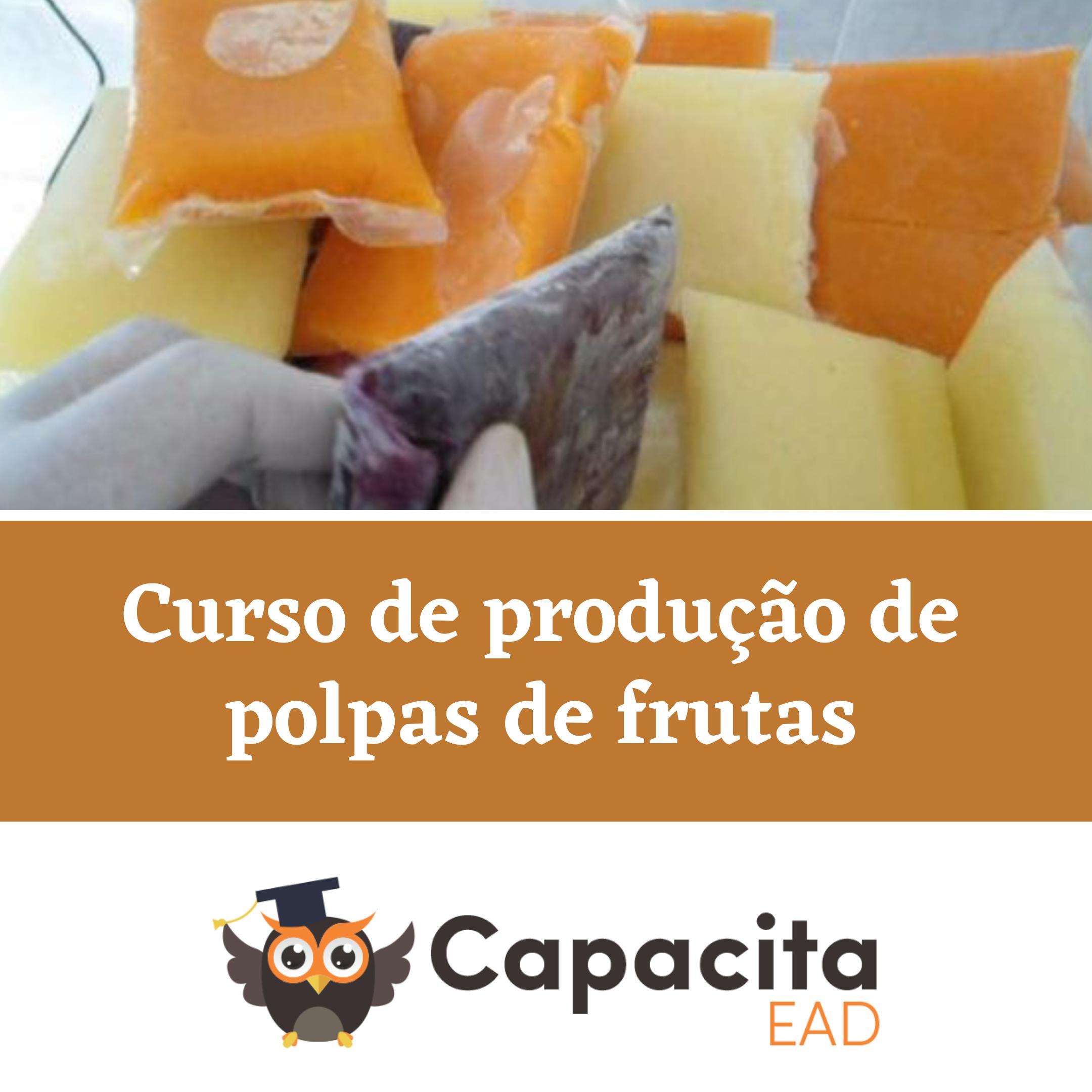 Curso de produção de polpas de frutas