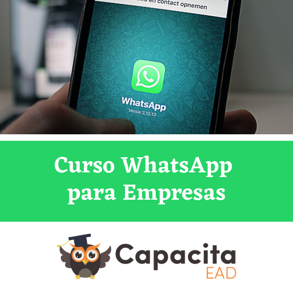 Curso WhatsApp para empresas